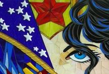 Wonder Woman / by Erinne Matte-Daniels
