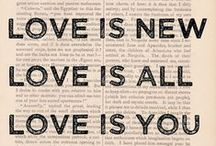 Marriage / all you need is love