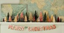 'Tis the Season / Beautiful decor and inspiration for Winter and Christmas decorating!