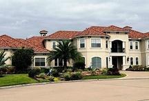 Dream Homes in Katy Texas / Custom built homes in the city of Katy Texas. www.amandahomes.com