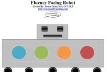 SLP Fluency / by Amanda Driedric