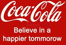 coca cola / by Ruth Jones