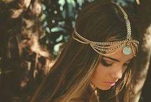 bohemian babe / beautiful bohemian images and style inspiration