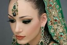 Indian Princess Prevails / Exotic Beauties featuring Indian clothing