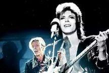 David Bowie: Living Legend / by Erinne Matte-Daniels