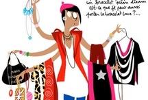 Le Clin d'œil d'AGATHA - AGATHA's hints / Les clins d'œil d'AGATHA sur la mode, l'air du temps et ses collections.  AGATHA's hints on fashion, spirit of the time and its collections.