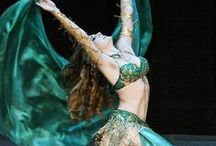 Belly Dancing Beauty / Beautiful Belly Dancing Images