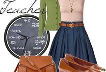 Teacher style / by Misty Cordle