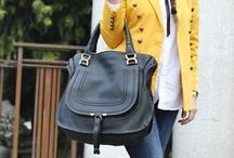 """The """"it"""" Bag / by Marie"""