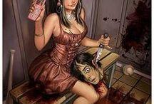 Evil Women, Evil Girls, Evil Females