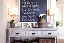 Decor: Vignette Stylings / by Allison Wagner