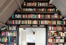 Decor: Bookcase Stylings / by Allison Wagner