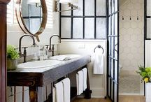 Happy Bath Spaces / by Allison Wagner