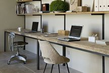 Happy Office Spaces / by Allison Wagner