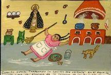 Mexican folk art / by Karen Tranter