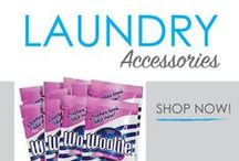 Laundry Accessories / Laundry accessories in college means more than just your dorm laundry bag or hamper. To start college strong, you need some of these dorm accessories as well. DormCo makes sure you're prepared for college and laundry day, so we offer a variety of dorm essentials to make college life better. From wrinkle and static remover to sewing kits and handheld sewing machines, you're sure to find exactly what you need for laundry day in college.