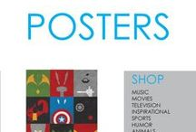 Posters / College posters have always been a cheap dorm room decoration necessity and here at DormCo we carry thousands of dorm posters for you to choose from. Our dorm store has everything from funny college posters and cool posters to door posters and mural posters. We have your favorite musicians, TV Shows, Movies, and even blacklight college posters. College posters for dorm rooms are meant to be a fun and inexpensive way to decorate your walls.
