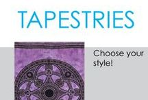 Dorm Tapestries / Want some unique and cool looking dorm room decor for your dorm room? Of course you do! After all, having great dorm room decor is what makes your dorm room feel like a home away from home. And what better way to make your dorm room feel like home than to surround yourself with dorm essentials that you love like our dorm tapestries! Tapestries for college dorms can be used as dorm room decor, dorm wall art, or to cover your Twin XL Bedding.
