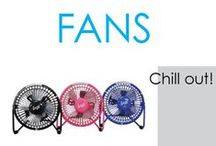 Fans / Share with your roommate or make them fend for themselves? These are the questions to ask yourself when you're choosing a dorm fan for your dorm room. DormCo carries a selection of dorm fans to help make your dorm room cooler. Whether you want a small personal dorm fan or a large dorm fan, you will be able to find something to suit your needs.