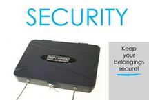 Security / Go to college prepared with our great selection of dorm security college supplies. When it comes to your valuables and to your dorm room as a whole, it is better to be safe than sorry. You don't want to get dorm security college supplies after something has happened to your dorm room, so have peace of mind from the start with DormCo's variety of must have dorm room gadgets.