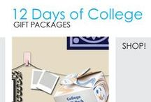 12 Days of College / Here you will find plenty of High School Graduation Gift Ideas! These dorm packages were created by DormCo to save you money and time! Most importantly with these dorm packages, you will know that you are fully prepared for college living and don't have to worry about going to college without a dorm essential.