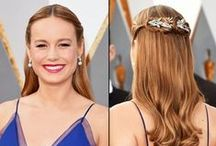 Red Carpet Beauty / Favorite looks from Oscars