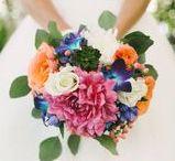 || The Flowers || / Wedding Floral Inspiration. Images by LaCoursiere & Co.  LaCoursierePhoto.com