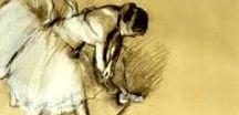 Degas / Edgar Degas  エドガー(エドガール)・ドガ 1834年7月19日 - 1917年9月27日 Hilaire Germain Edgar de Gas イレール・ジェルマン・エドガー(エドガール)・ド・ガ