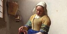 Vermmer / Johannes Vermeer  ヨハネス・フェルメール  1632年10月31日? - 1675年12月15日 Jan van der Meer van Delft ヤン・ファン・デル・メール・ファン・デルフト