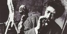 Giacometti / アルベルト・ジャコメッティ Alberto Giacometti ( 1901年10月10日 - 1966年1月11日)