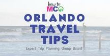 Orlando Travel Tips / The best Orlando Florida travel tips we can find around the web.  Group Rules: 3 Pins per day max Topics: Must be Orlando-related