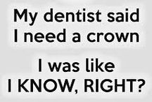 Bit of Fun / A light-hearted look at dentistry!