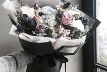 VANESS / #flowers #kraft #vaness