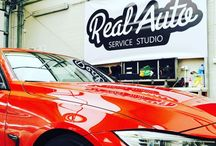 Real Auto Service & Detailing Studio