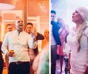 Hochzeitsparty / Bilder von Hochzeitspartys und Stimmung von ausgelassenen Menschen