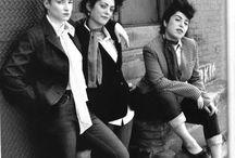 J U D E E S E / Teddy girls style (1950)