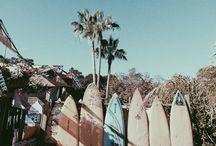 Beach aesthetic