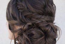 Belles coiffures