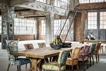 interiors : INDUSTRIAL