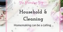 Household & Cleaning / For true home makers: tips of on cleaning your home, decorating it as well as keeping your household organized - in a nature respecting way. Is Home Making really a calling? Let's find out together...