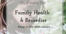Family Health & Remedies / Natural  remedies, recipes and treatments to treat  common or not so common health issues in your family. Traditonal chinese medicine, ayurveda, herbal remedies and homeopathy as well as essential oils often home made as well as info on many diseases we may need to tackle - are contained in this board.