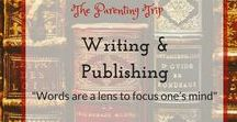 Writing & Publishing / Pins about writing books in various genres (fiction & non-fiction), visual inspiration for writing, self-publishing tools, tips on editing and on how to handle the work requirements of a writer.