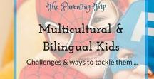 Multicultural & Bilingual Kids / Living far away from one's own roots becomes harder once children are in play. You have less help, you are an expat, you raise them in another culture and probably with another language than that of your host country. How can you foster true multicultural identity without taking away an actual cultural identity? Is it confusing for the kids? What about if your kid is bilingual, trilingual or more? All these themes and more discussed in this board.