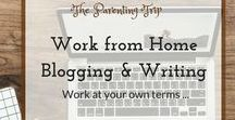 Work from Home, Blogging & Writing / Working from home as part-time or full-time especially as a mum can be challenging. You need to earn enough money but also manage time & find ideas what to do and how to do it well. This boards provides you with useful tips and information about possibilities, self-organization & co.