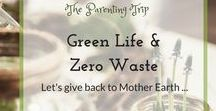 Green Life & Zero Waste / Want to be a minimalist? Live a green or close to zero waste lifestyle? Or just improve a little your daily habits? A greener lifestyles goes hand-in-hand with a healthier planet, cleaner eating habits as well as mental and physical declutter. How all these aspects are related in a finely woven spiderweb and much more you can learn in this board.