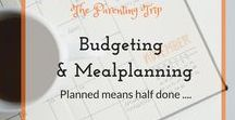 Budgeting & Mealplanning / Planned means half done - if this is true than this board will get you half the way because it collects great ideas about how to stay frugal, budget your finances, organize your home scheudle, plan your meals so that you can master your tasks in the most stress-free way possible.