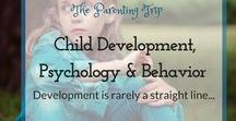Child development, psychology & behavior : stages & tricks / This board deals with more specific behavioral and psychological issues & milestones in babies, small children as well as preschoolers and teens. Pins shall focus on parenting challenges, tricks to overcome them as well as general information for a healthy emotional, physical and spiritual development.