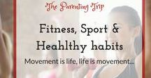 Fitness, Sports & Healthy Habits / Fitness, Sport types and schedules, advice on healthy habits, healthy supplements, diet and weight loss as well as a happy blissful outlook on life an physical well-being.