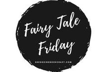 {Fairy Tale Friday} / A bi-weekly post featuring different and obscure fairy tales from around the world!