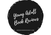{Young Adult Book Reviews}
